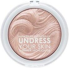 Parfémy, Parfumerie, kosmetika Rozjasňovač na obličej - MUA Makeup Academy Shimmer Highlighter Powder