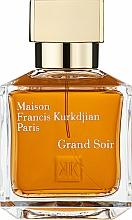 Maison Francis Kurkdjian Grand Soir - Parfémovaná voda — foto N1
