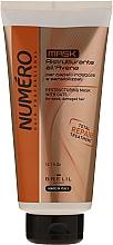 Parfémy, Parfumerie, kosmetika Revitalizační vlasová maska s extraktem ovsa - Brelil Numero Total Repair Mask