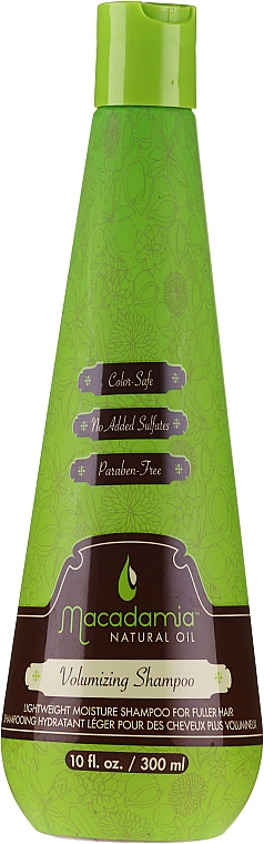 Šampon pro objem vlasů - Macadamia Natural Oil Volumizing Shampoo — foto N1