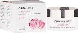 Parfémy, Parfumerie, kosmetika Botanik-krém proti stárnutí noční - Organic Life Dermocosmetics Collagen Lift Night Face Cream
