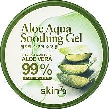 Parfémy, Parfumerie, kosmetika Multifunkční gel - Skin79 Aloe Aqua Soothing Gel