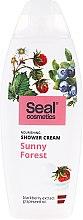 Parfémy, Parfumerie, kosmetika Výživný sprchový krém - Seal Cosmetics Sunny Forest Shower Cream