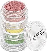 Parfémy, Parfumerie, kosmetika Sada sypkých očních stínů - Affect Cosmetics Charmy Pigment Loose Eyeshadow Set