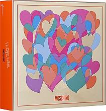 Parfémy, Parfumerie, kosmetika Moschino I Love Love - Sada (edt/30ml + b/lot 50ml)