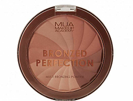 Parfémy, Parfumerie, kosmetika Bronzující pudr - MUA Bronzed Perfection Multi Bronzing Powder