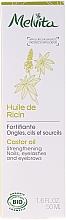 Parfémy, Parfumerie, kosmetika Ricinový olej pro řasy a nehty - Melvita Huiles De Beaute Castor Oil