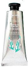 Parfémy, Parfumerie, kosmetika Peeling na ruce s extraktem aloe vera a semínky jahod - Uoga Uoga My New Feather Hand Scrub