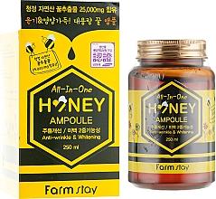 Parfémy, Parfumerie, kosmetika Multifunkční medové pleťové sérum - FarmStay All-In-One Honey Ampoule
