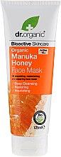 Parfémy, Parfumerie, kosmetika Maska na obličej Med Manuka - Dr. Organic Bioactive Skincare Organic Manuka Honey Face Mask