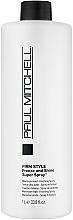 Parfémy, Parfumerie, kosmetika Sprej na vlasy silné fixace Zmrazení a lesk - Paul Mitchell Firm Style Freeze & Shine Super Spray