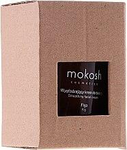 Parfémy, Parfumerie, kosmetika Krém na obličej vyhlazující - Mokosh Cosmetics Figa Smoothing Facial Cream