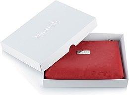 "Parfémy, Parfumerie, kosmetika Kosmetická taška červená ""Lucky"" v dárkové krabičce - MakeUp"