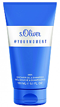 Parfémy, Parfumerie, kosmetika S.Oliver #Your Moment - Sprchový gel