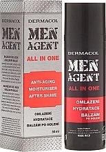 Parfémy, Parfumerie, kosmetika Krémový balzám na obličej - Dermacol Men Agent All In One