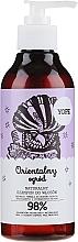 """Parfémy, Parfumerie, kosmetika Přírodní šampon pro suché a poškozené vlasy """"Východní zahrada"""" - Yope"""