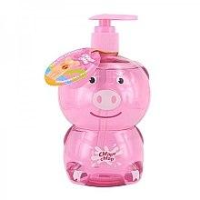 """Parfémy, Parfumerie, kosmetika Dětský sprchový gel """"Prasátko"""" - Chlapu Chlap Bath & Shower Gel"""