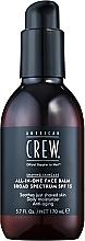 Parfémy, Parfumerie, kosmetika Balzám na obličej - American Crew Shaving Skincare All-In-One Face Balm SPF15