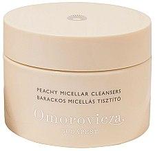 Parfémy, Parfumerie, kosmetika Čisticí vatové tampony - Omorovicza Peachy Micellar Cleansers