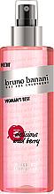Parfémy, Parfumerie, kosmetika Bruno Banani Woman's Best - Tělový sprej