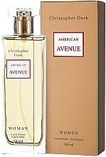 Parfémy, Parfumerie, kosmetika Christopher Dark American Avenue - Parfémovaná voda