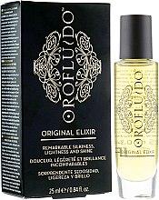 Parfémy, Parfumerie, kosmetika Elixír krásy - Orofluido Original Elixir Remarkable Silkiness, Lightness And Shine