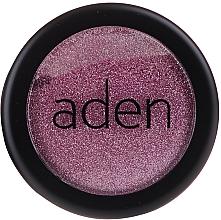Parfémy, Parfumerie, kosmetika Sypké třpytky na obličej - Aden Cosmetics Glitter Powder