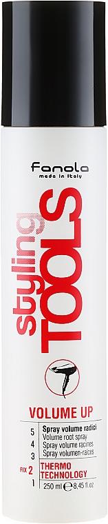 Sprej pro objem vlasů od kořínků - Fanola Tool Volume Up Volume Root Spray