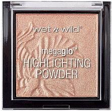 Parfémy, Parfumerie, kosmetika Pudr-rozjasňovač na obličej - Wet N Wild MegaGlo Highlighting Powder (9 g)