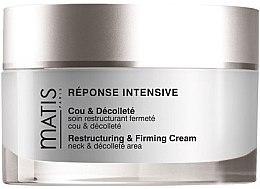 Parfémy, Parfumerie, kosmetika Krém nan krk a dekolt - Matis Reponse Intensive Restructuring & Firming Cream
