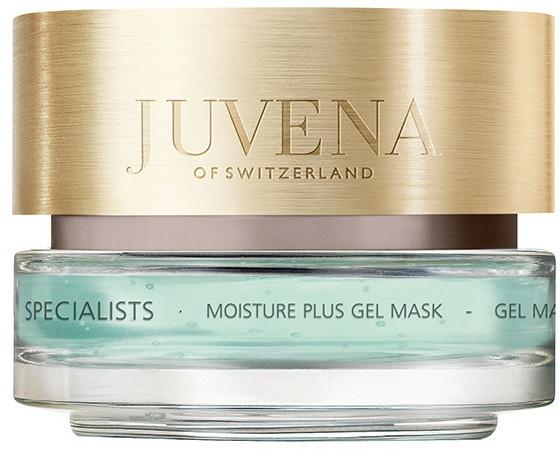 Intenzivně hydratační gelová maska - Juvena Moisture Plus Gel Mask — foto N1