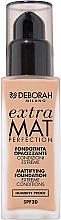 Parfémy, Parfumerie, kosmetika Matující make-up - Deborah Extra Mat Perfection SPF20