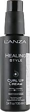 Parfémy, Parfumerie, kosmetika Krém pro pružnost loknů - L'anza Healing Style Curl Up Cream