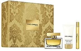 Parfémy, Parfumerie, kosmetika Dolce&Gabbana The One - Sada (edp/75ml + b/lot/50ml + edp/10ml)
