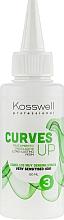 Parfémy, Parfumerie, kosmetika Přípravek pro dlouhodobý styling - Kosswell Professional Curves Up 3