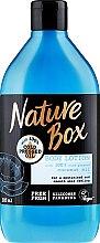 Parfémy, Parfumerie, kosmetika Hydratační tělové mléko - Nature Box Coconut Body Lotion