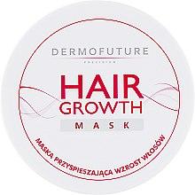 Parfémy, Parfumerie, kosmetika Maska pro aktivaci růstu vlasů - DermoFuture Hair Growth Mask