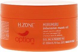 Parfémy, Parfumerie, kosmetika Maska na vlasy - H.Zone Murumuru Intensive Mask Oil