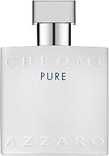 Parfémy, Parfumerie, kosmetika Azzaro Chrome Pure - Toaletní voda