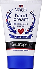 "Parfémy, Parfumerie, kosmetika Aromatický koncentrovaný krém na ruce ""Norská formule"" - Neutrogena Norwegian Formula Concentrated Hand Cream"