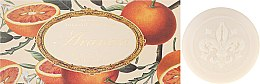 Parfémy, Parfumerie, kosmetika Dárkové mýdlo- sada Pomeranč - Saponificio Artigianale Fiorentino Orange (Soap/6x50g)