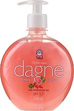 "Parfémy, Parfumerie, kosmetika Tekuté mýdlo ""Šipek"" - Seal Cosmetics Dagne Liquid Soap"