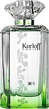 Parfémy, Parfumerie, kosmetika Korloff Paris Kn°I - Toaletní voda