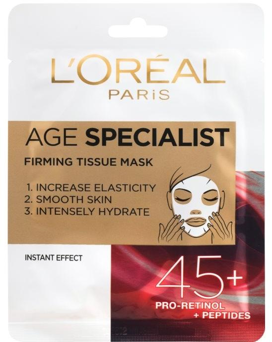 Olej na okamžité vyhlazení vlasů - L'Oreal Paris Age Specialist 45+