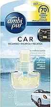 Parfémy, Parfumerie, kosmetika Náplň pro difuzér - Ambi Pur Air Freshener Refill Refreshing Stream