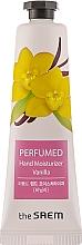 Parfémy, Parfumerie, kosmetika Parfémovaný krém na ruce Vanilka - The Saem Perfumed Vanilla Hand Moisturizer