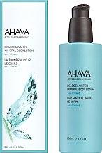 Parfémy, Parfumerie, kosmetika Minerální tělový lotion Sea-Kissed - Ahava Deadsea Water Mineral Body Lotion Sea-Kissed