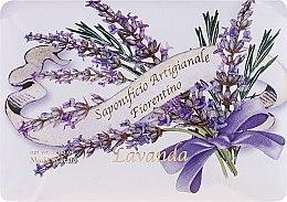 Parfémy, Parfumerie, kosmetika Toaletní mýdlo Levandule - Saponificio Artigianale Fiorentino Lavender