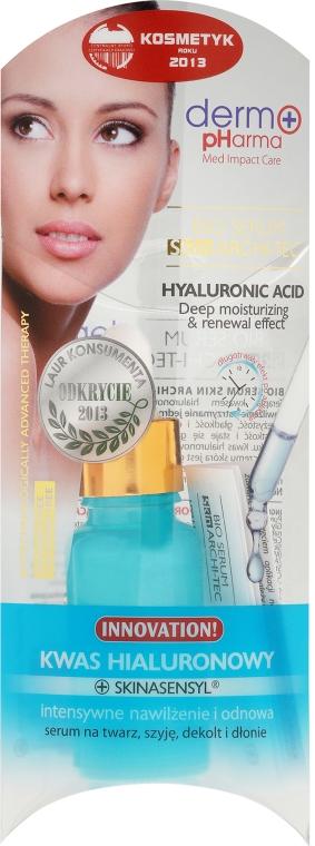 Sérum na obličej s kyselinou hyaluronovou - Dermo Pharma Bio Serum Skin Archi-Tec Hyaluronic Acid — foto N1