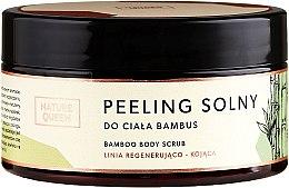 Parfémy, Parfumerie, kosmetika Solný peeling na tělo - Nature Queen Body Scrub